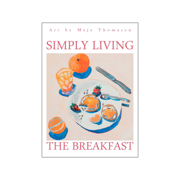 Simply Living x The Breakfast