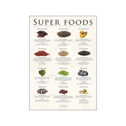 Superfood, sten