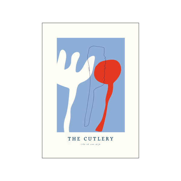 TheCutlery Blue/Orange