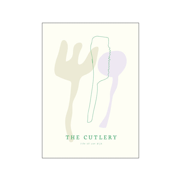 TheCutlery Soft green