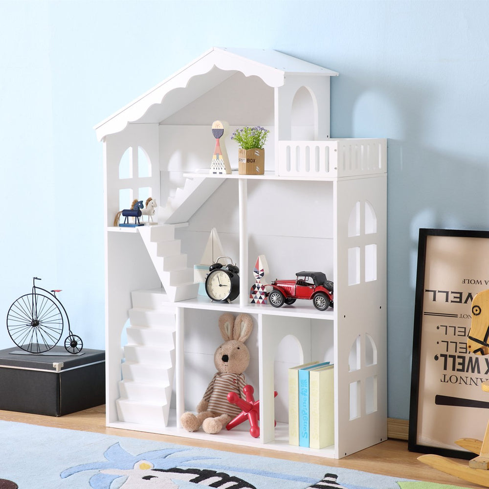 Bookshelf - Dollhouse - BamBamLand
