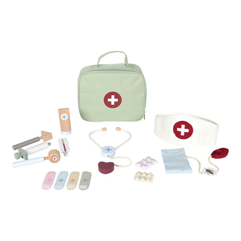 Doctor's bag playset