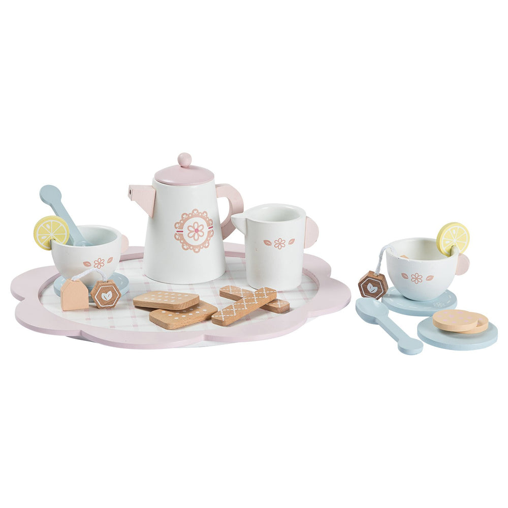 Afternoon tea set - BamBamLand