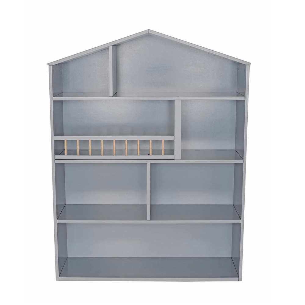 Houseshelf grey - BamBamLand