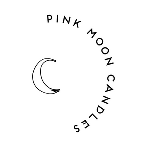 Pink Moon Candles