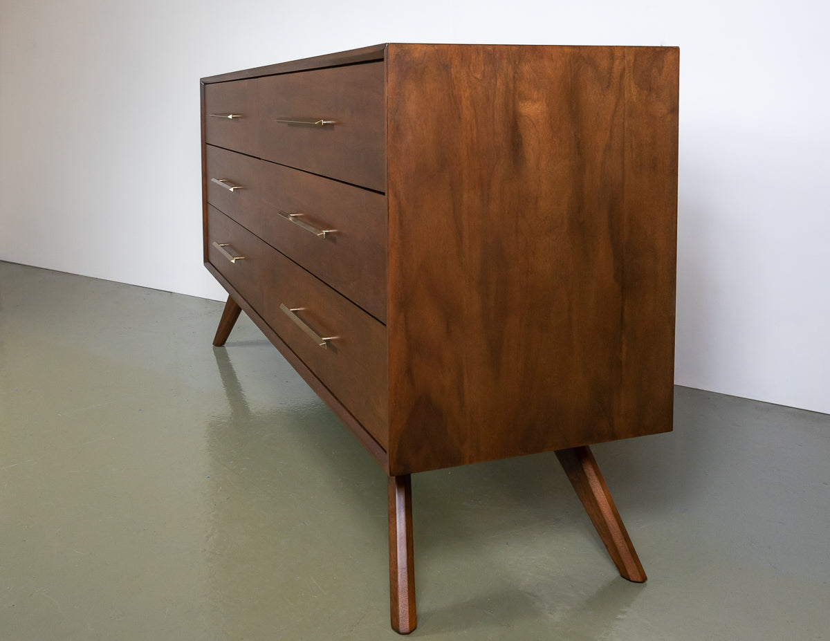 West Elm Wright-6 Drawer Chest of Drawers