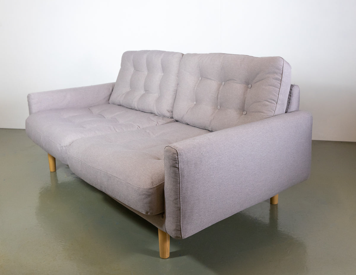 Habitat Fenner 3 Seater Fabric Sofa
