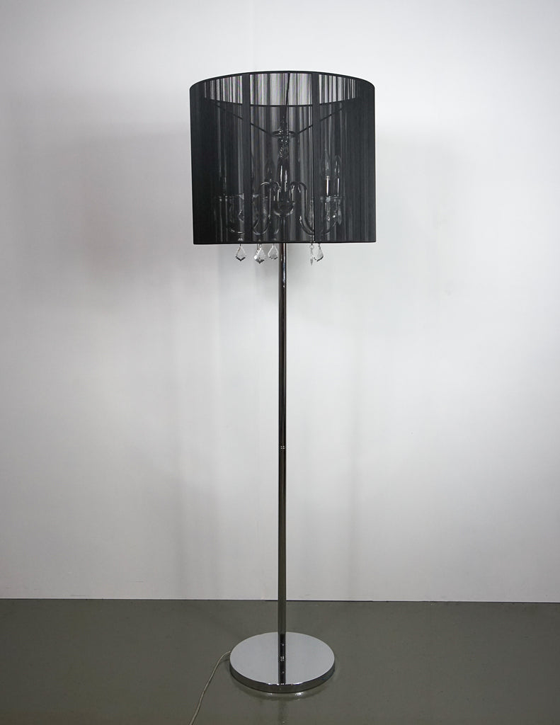 (Fast No-Contact Delivery) Crystal Floor Lamp