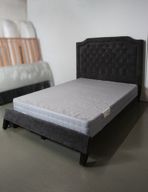 (Fast No-Contact Delivery) Z Gallerie Queen Bed