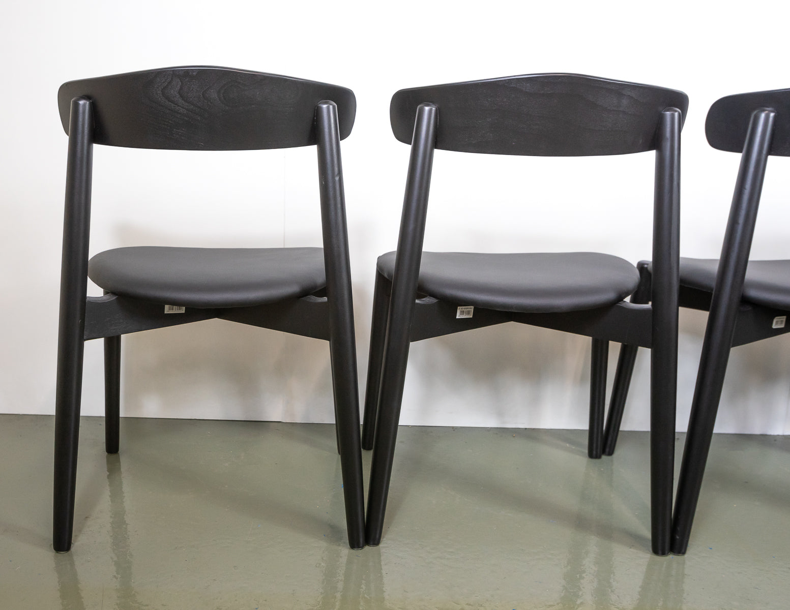 Cult Studio Solid Ash Wood Dining Chairs