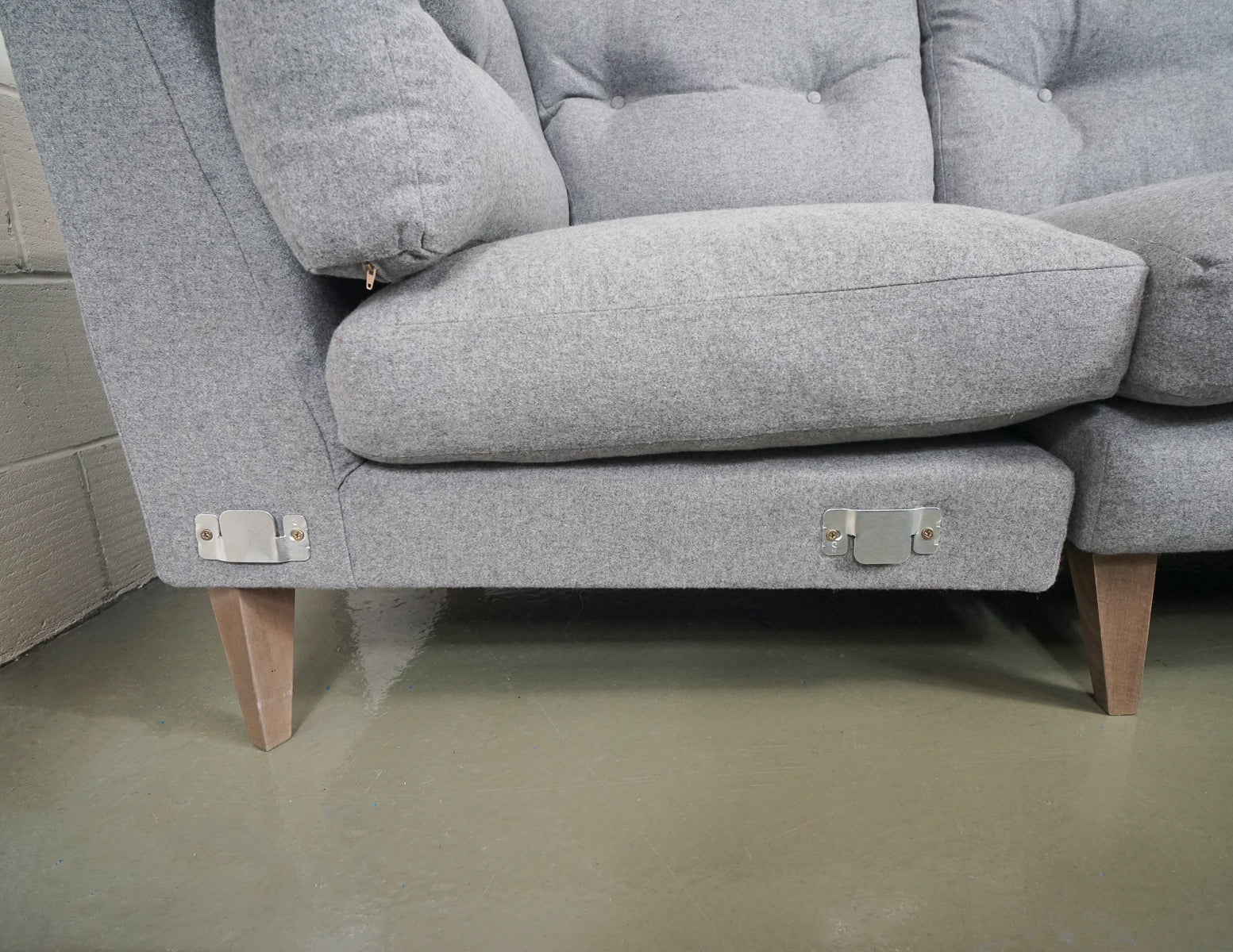 Arlo & Jacob Ferdinand Medium Corner Sofa