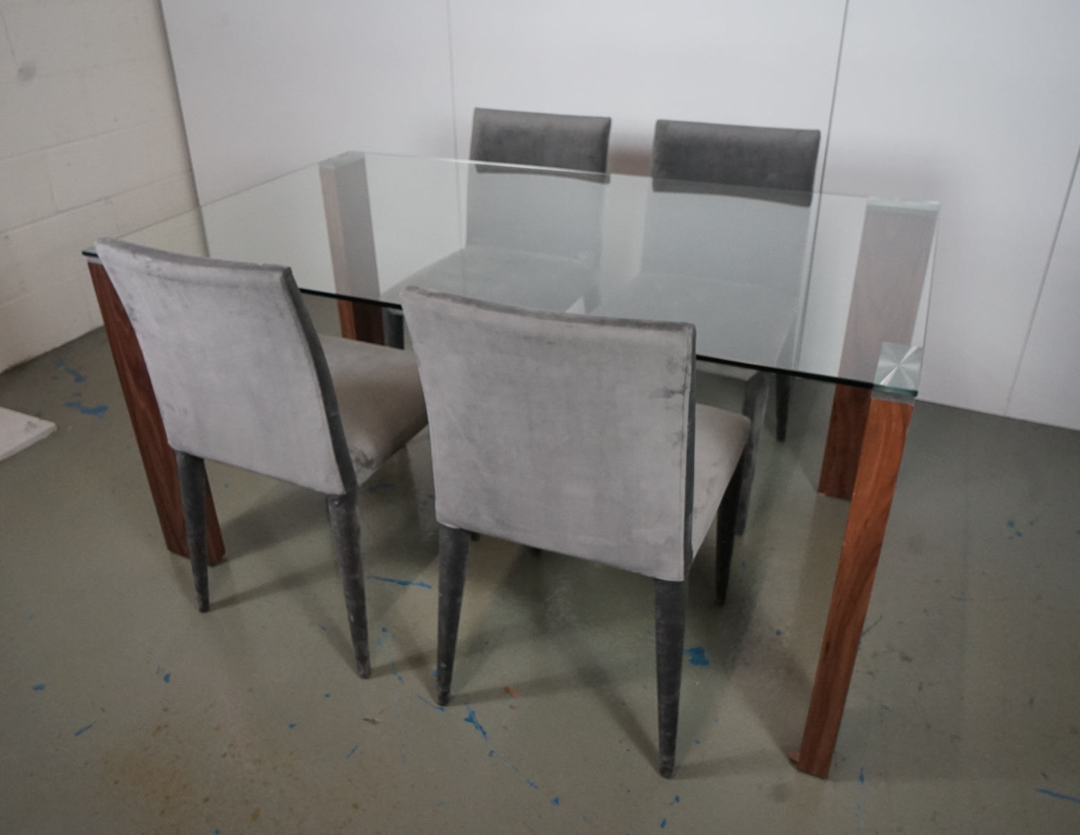 Dwell Dining Table and Chairs