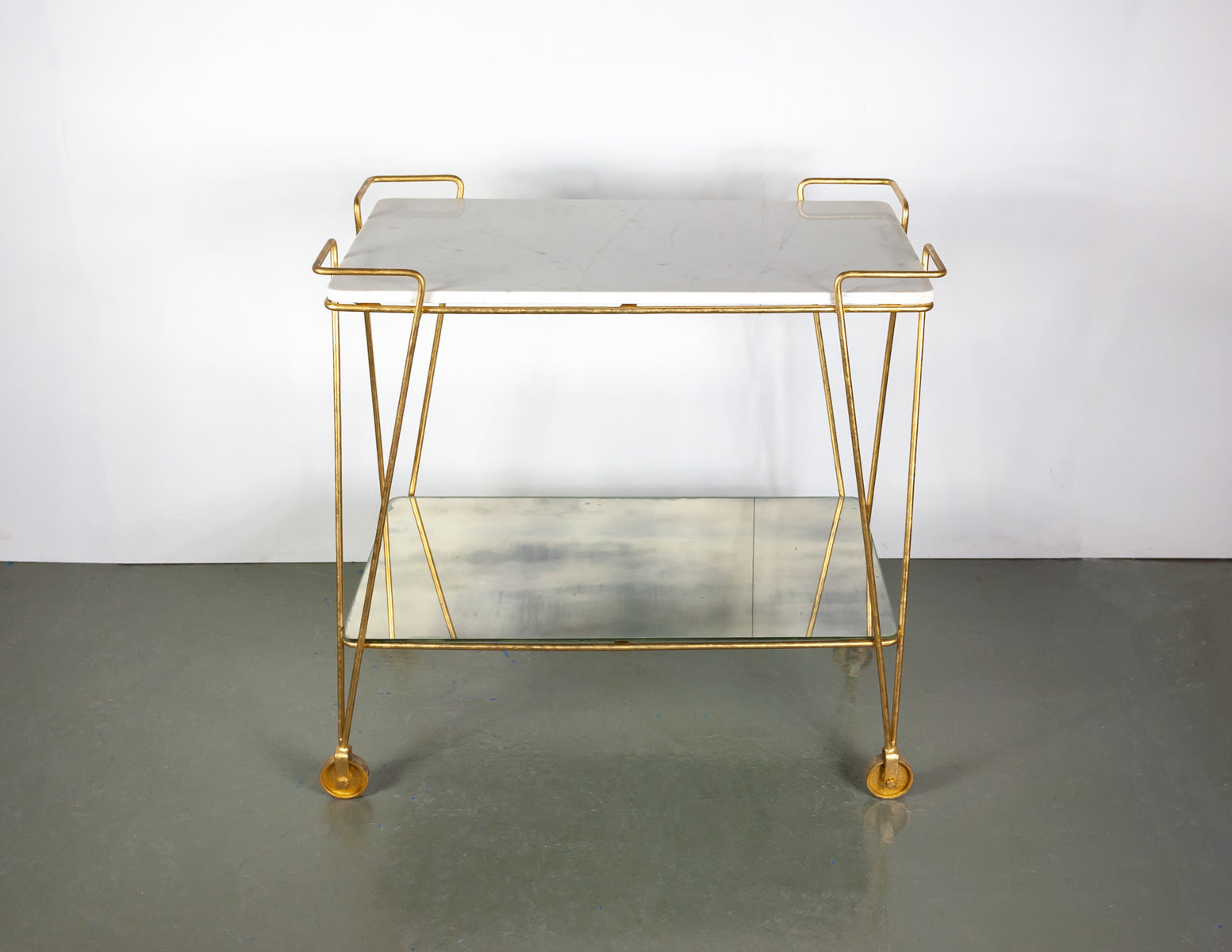 Oliver Bonas Luxe Drinks Trolley