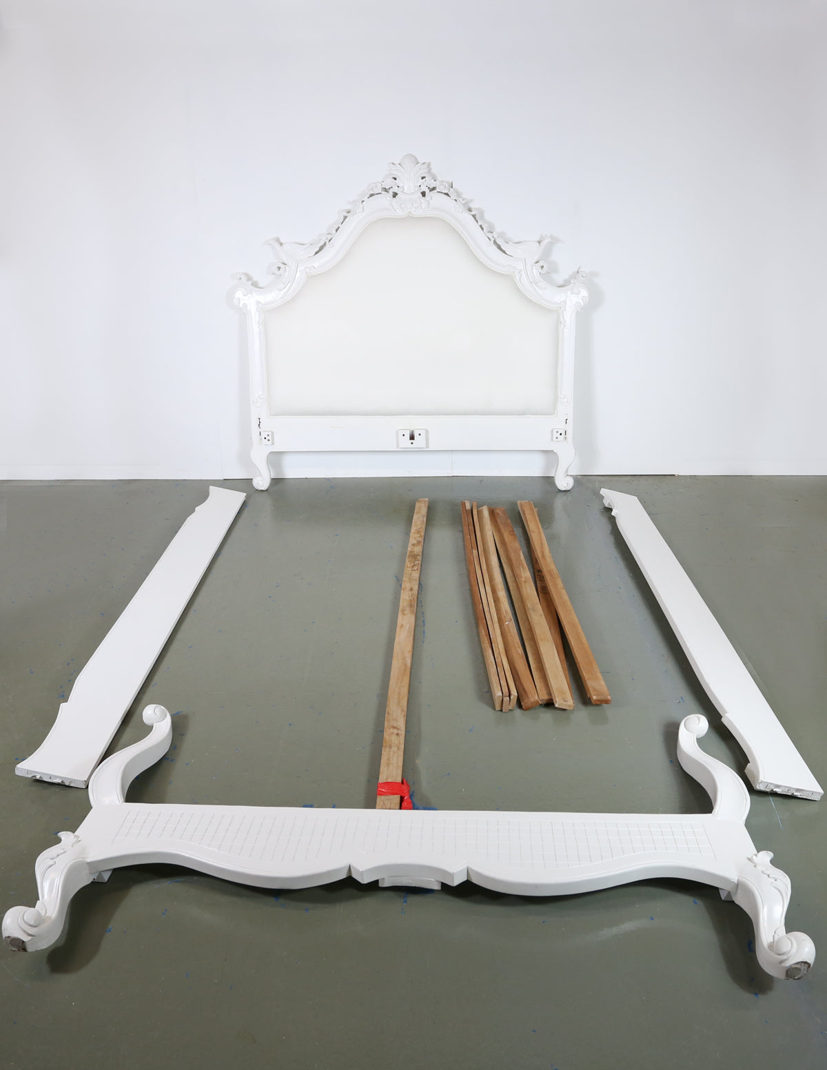 King Size Urban Living French Inspired Bed