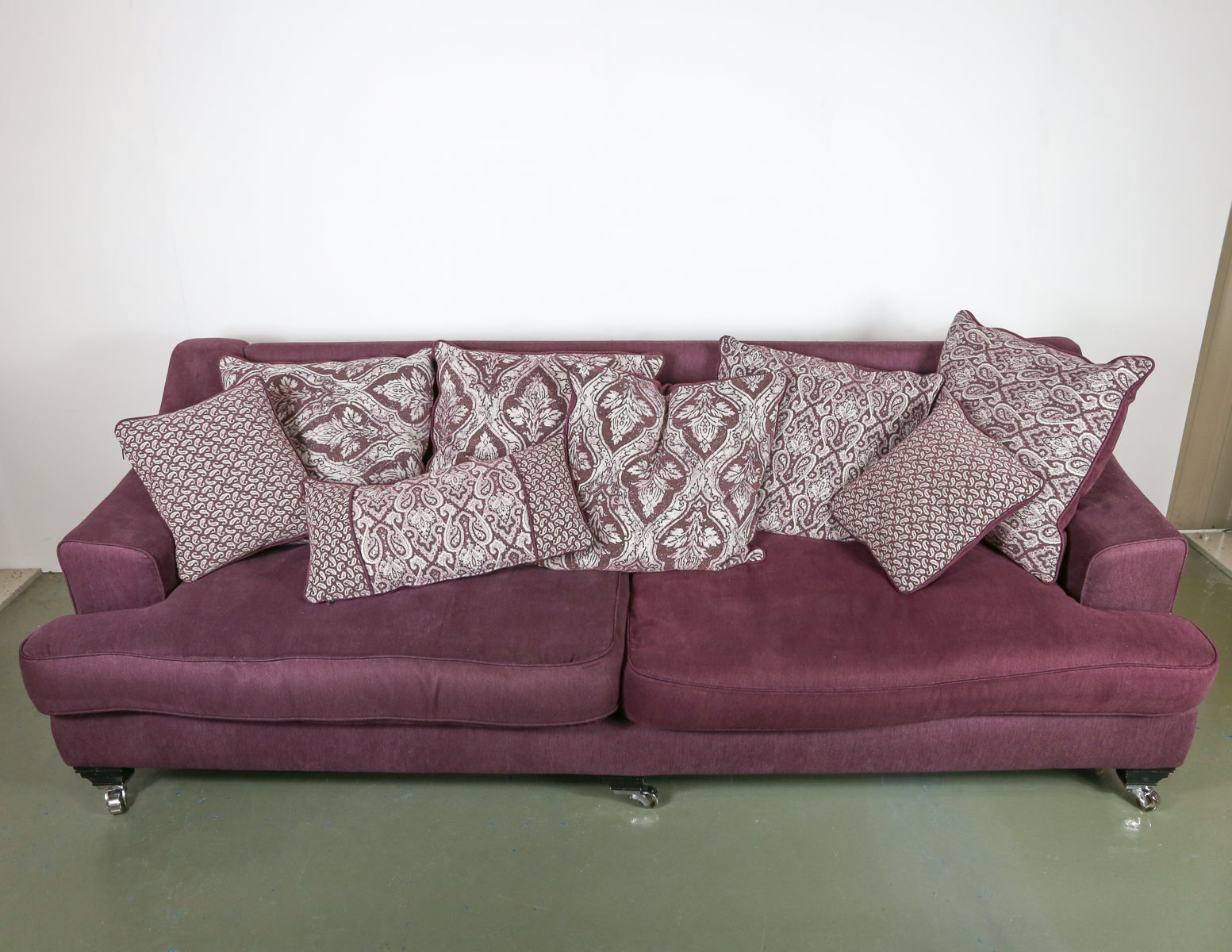 Sofology 3 Seater Sofa