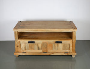 Oak Furniture Land Solid Wood TV Stand (2 units available)