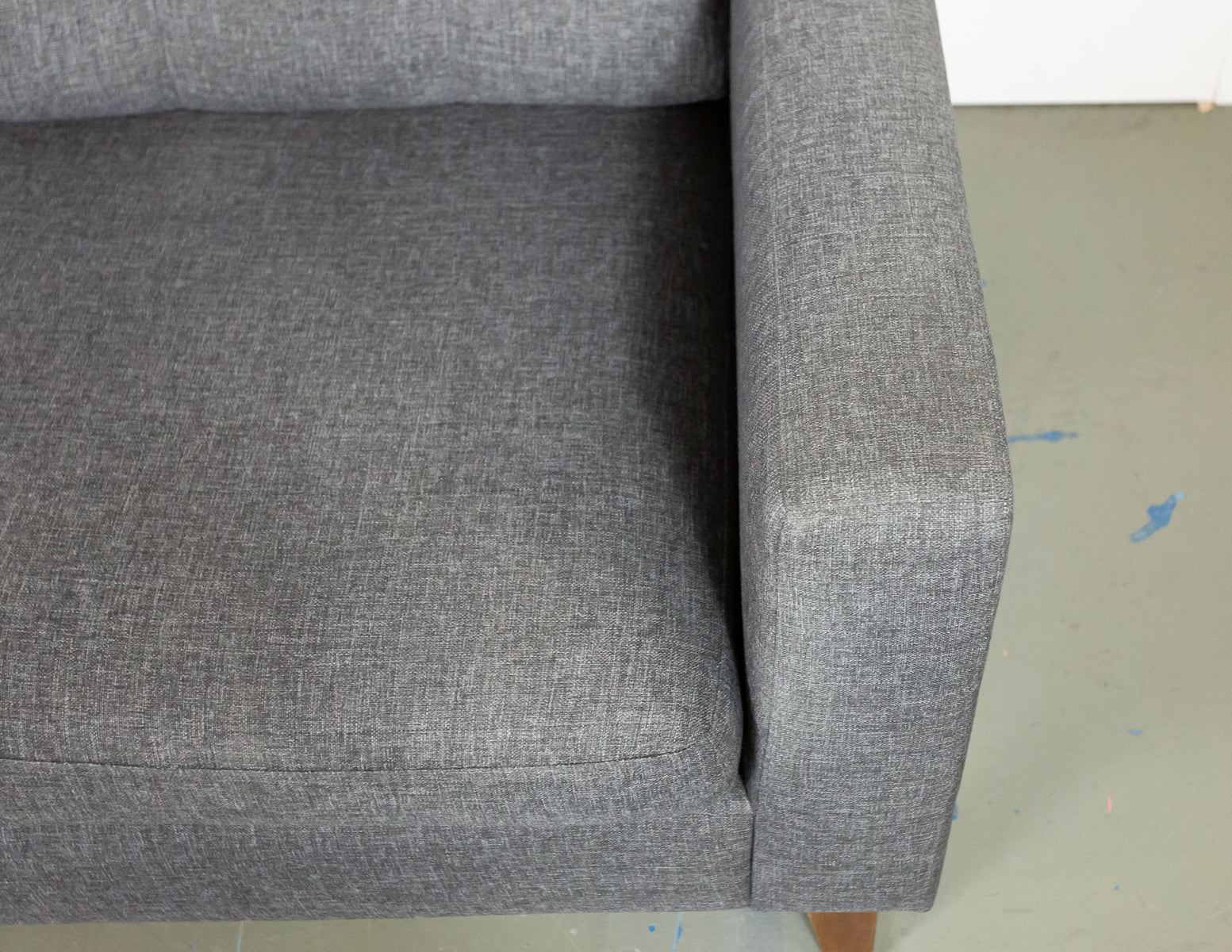 SITS 2 Seater Upholstered Sofa