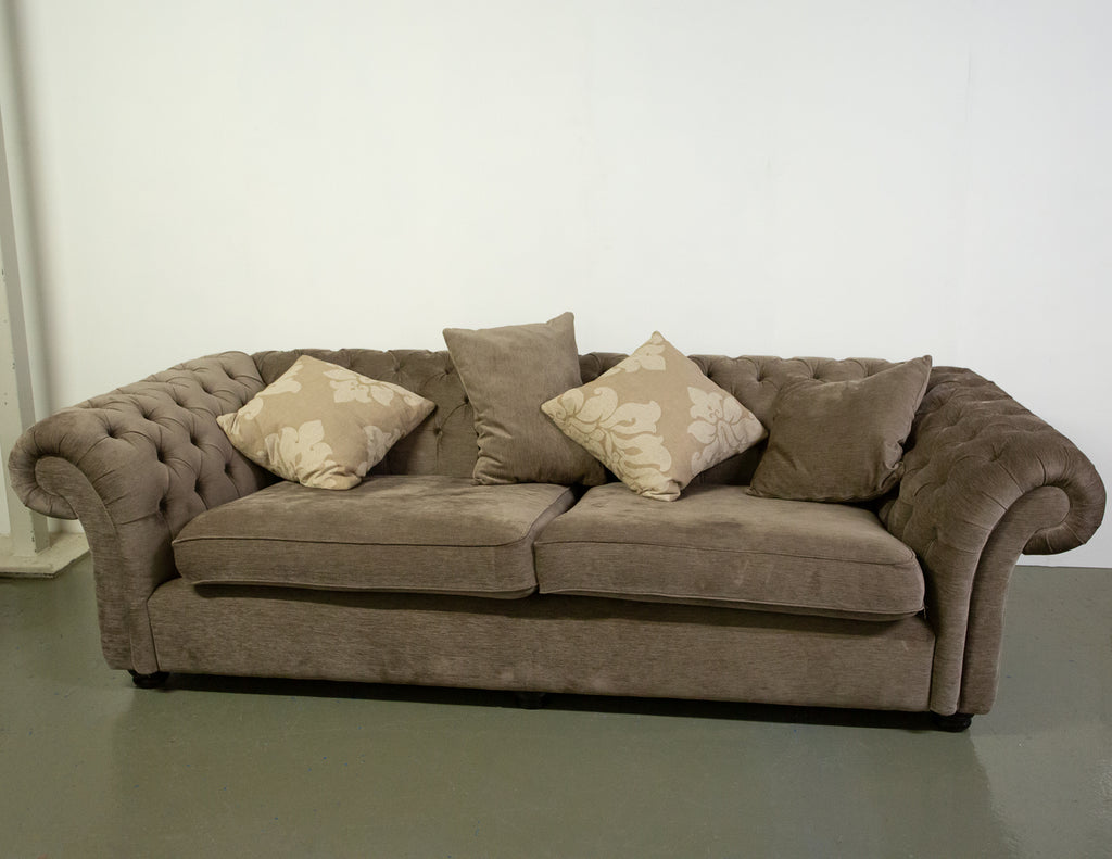 Chesterfield Sofa Set (5 piece)