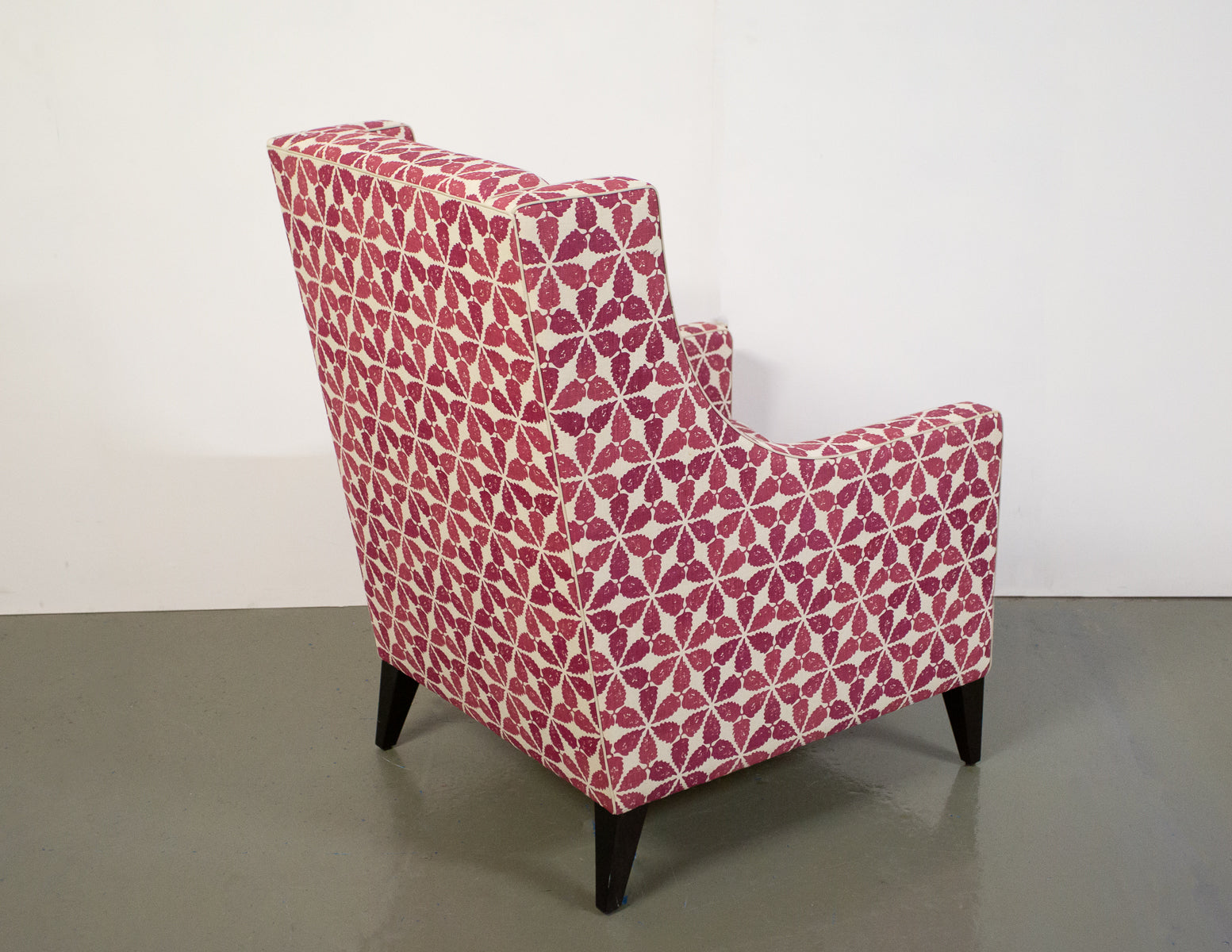 Upholstered York Armchair