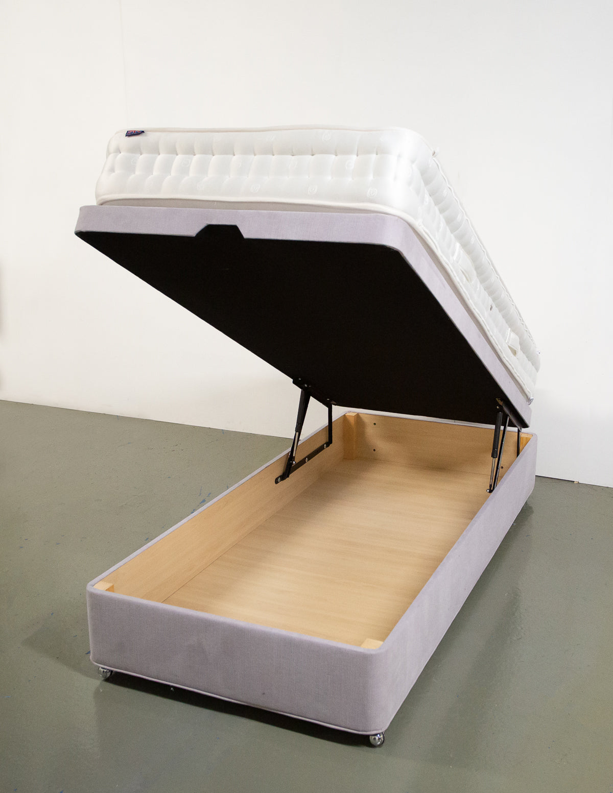 Robert Langford Storage Bed (Single)