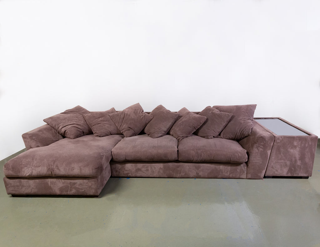 Luxurious Collins & Hayes Chaise Sofa