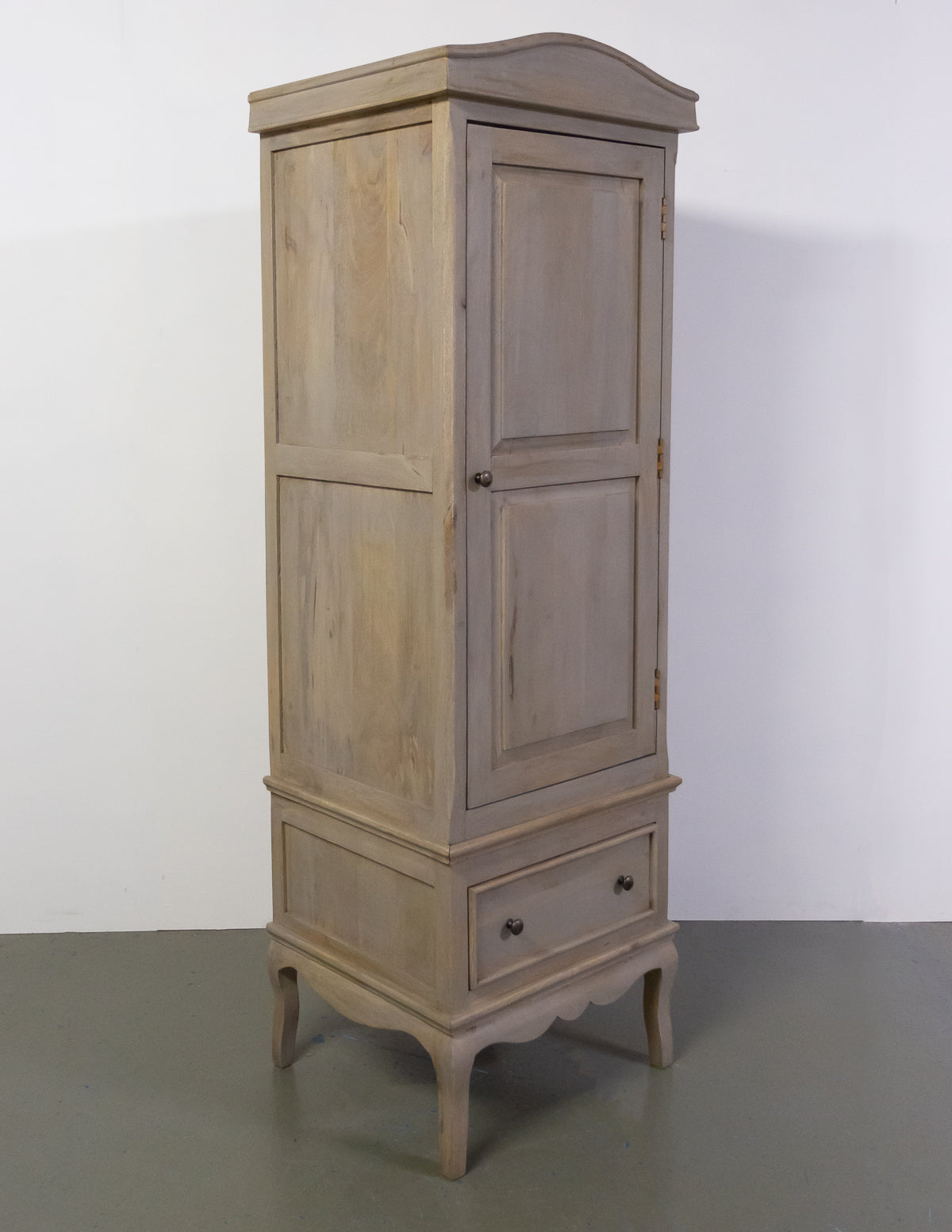 Bourdeilles Wardrobe from Oak and Pine Online