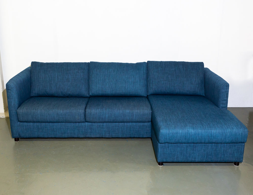 Made.Com Milner Chaise Sofa Bed With Storage