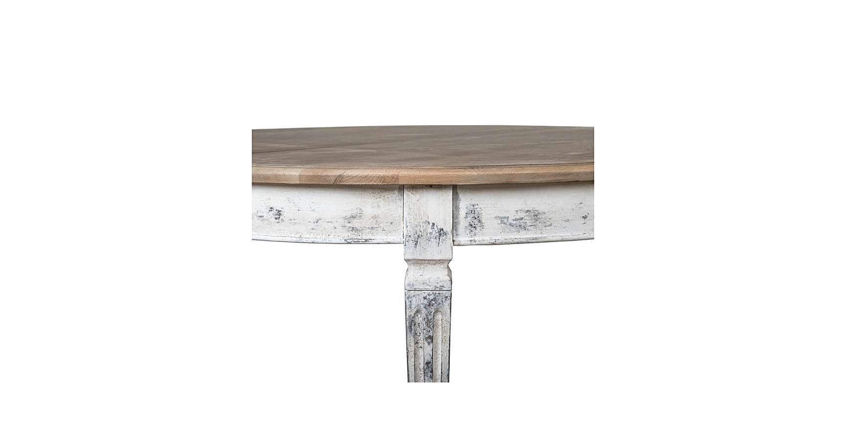 Dining Table - Clearance Sale!  Beautifully Distressed India Jane Extendable Dining Table