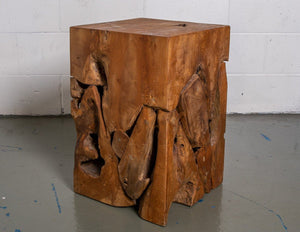 Side Table - Solid Wood RAFT Side Table