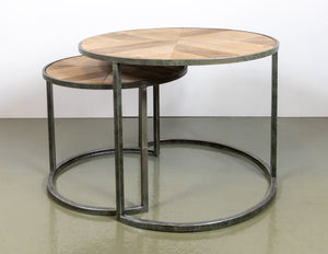 Side Tables - Brand New Frank Hudson Gallery Direct Douglas Side Tables