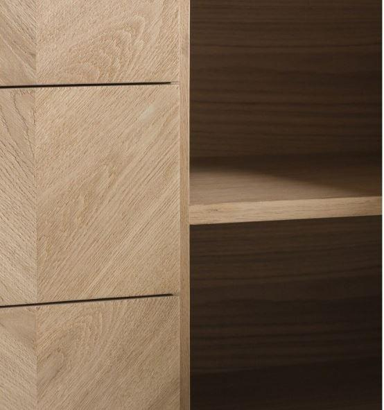 Sideboard - Brand New Frank Hudson Gallery Direct Milano Sideboard