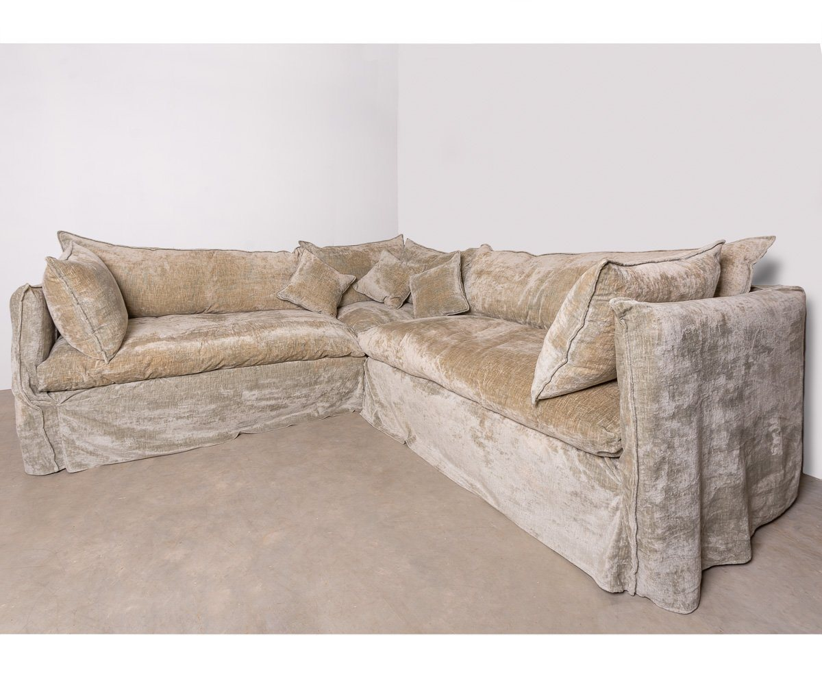 Sofa - Comfortable Arlo And Jacob Harriet Corner Sofa (Med)