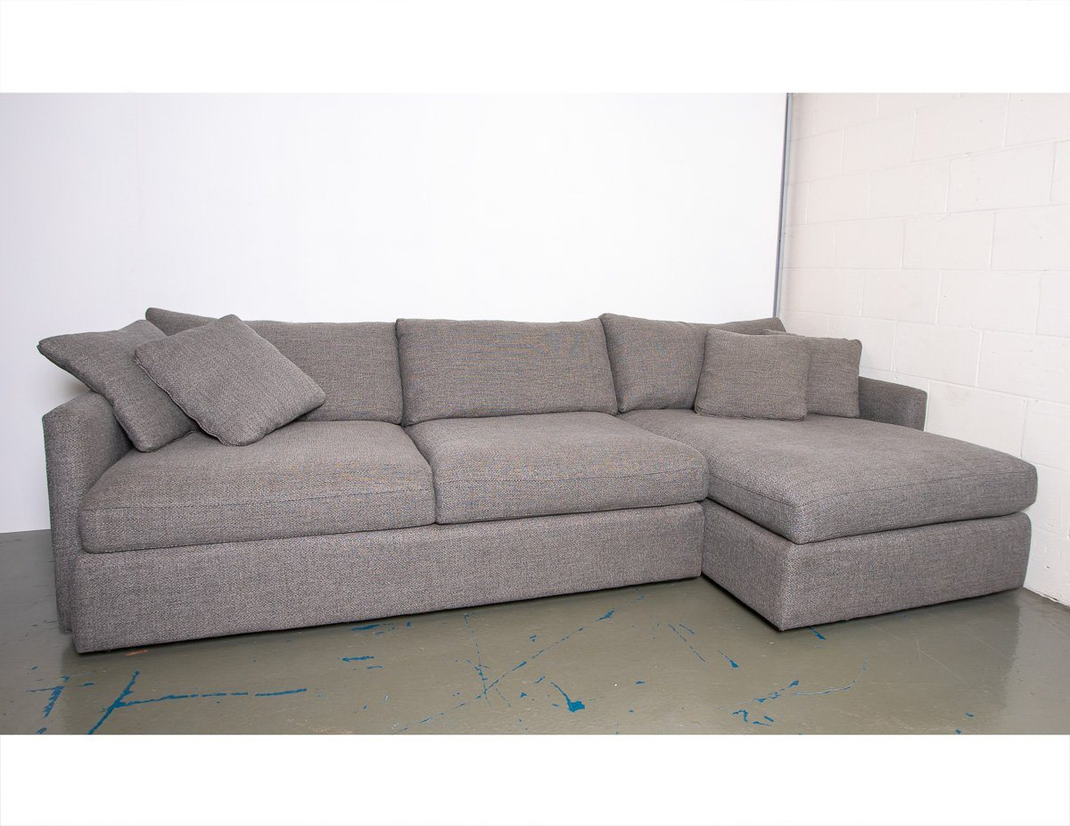 Sofa - Luxurious Crate&Barrel Sofa