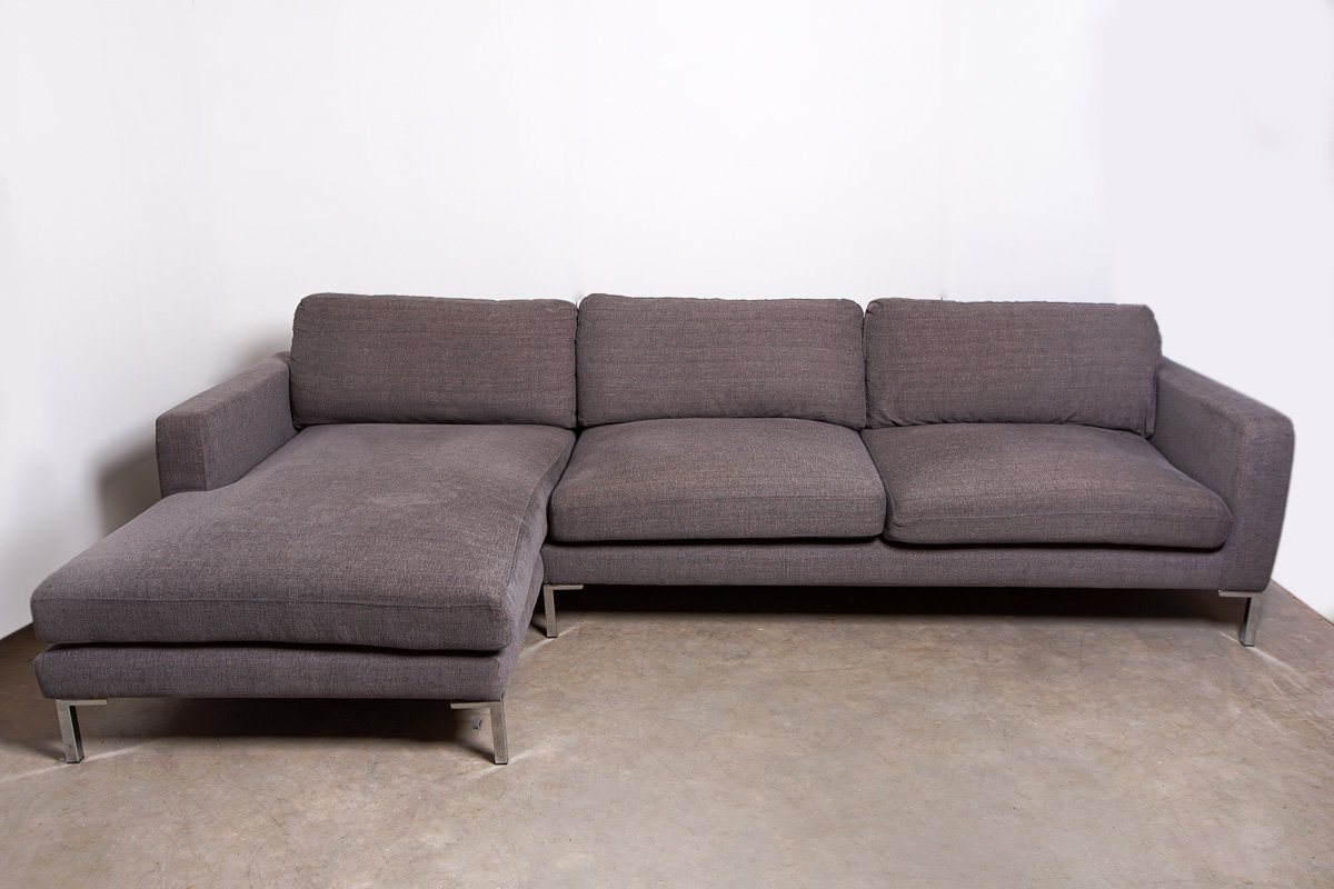 Sofa - Modern And Functional L-shaped Sofa
