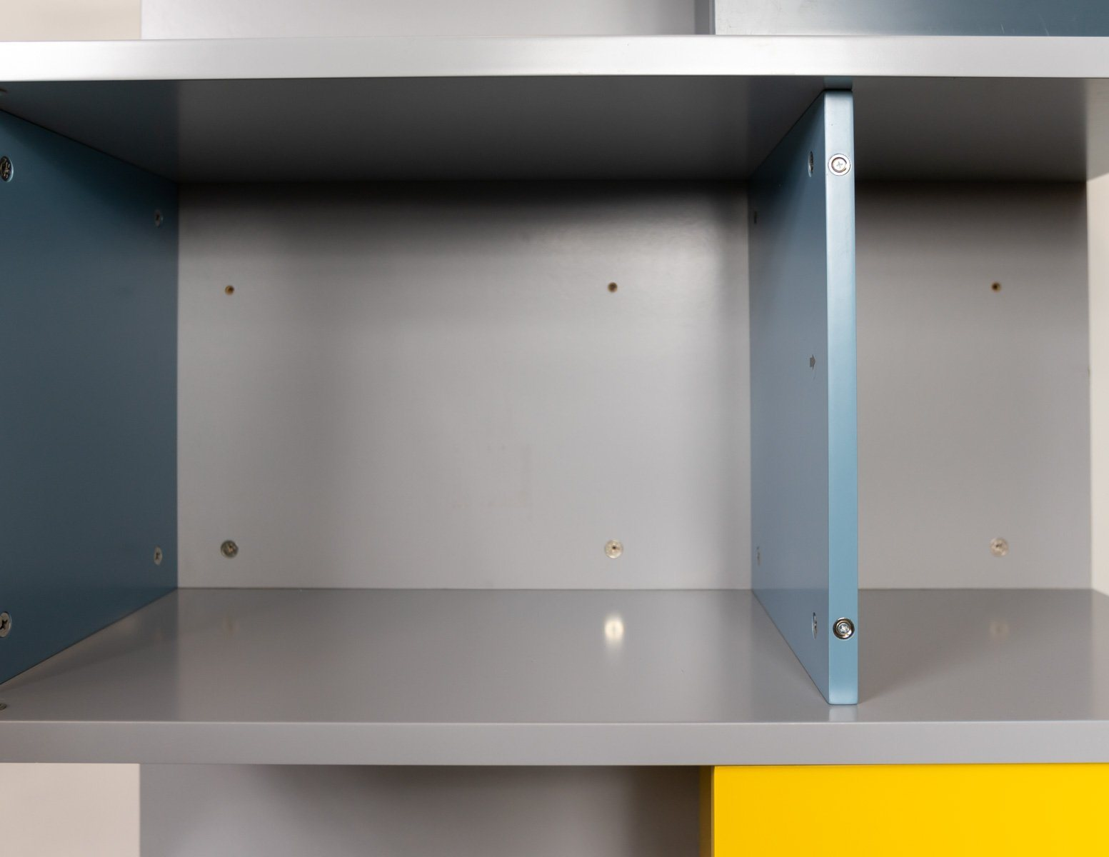 Storage - Made.com Fowler Tall Shelving Unit In Multi-colour