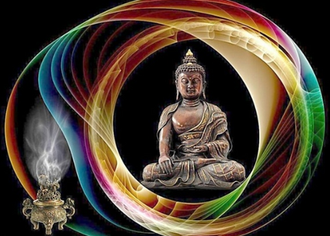 Buddha 05 - Full Drill Diamond Painting - Specially ordered for you. Delivery is approximately 4 - 6 weeks.
