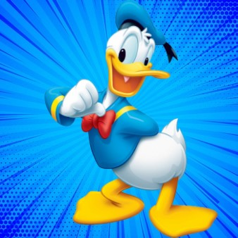 Special Order - Cartoon Duck 2 - Full Drill Diamond Painting - Specially ordered for you. Delivery is approximately 4 - 6 weeks.