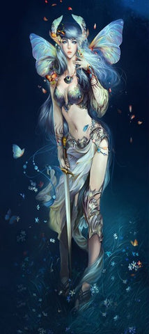 Special Order - Fairy Elf 02 - Full Drill Diamond Painting - Specially ordered for you. Delivery is approximately 4 - 6 weeks.