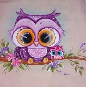 Special Order - Little Owl 4 - Full Drill Diamond Painting - Specially ordered for you. Delivery is approximately 4 - 6 weeks.