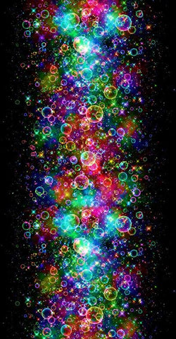 Multicoloured Bubbles 1- Full Drill Diamond Painting - Specially ordered for you. Delivery is approximately 4 - 6 weeks.
