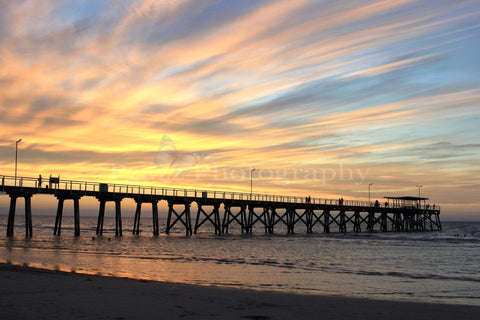 Pzazz Photography - Jetty Streaky Sky - Full Drill Diamond Painting - Specially ordered for you. Delivery is approximately 4 - 6 weeks.