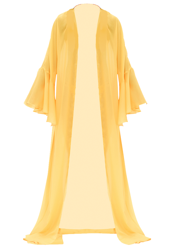 NAYA Yellow Robe