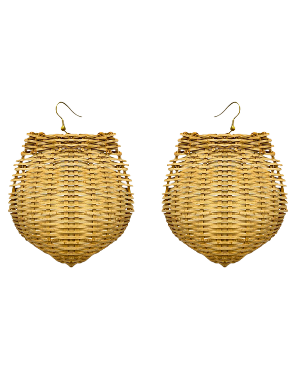 Beebee Basket Earrings