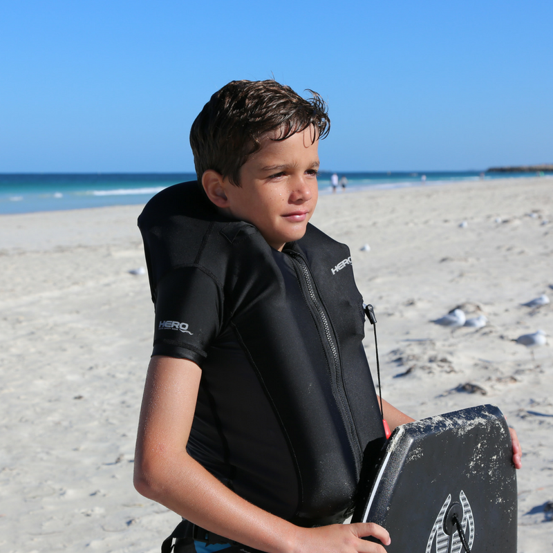HERO Inflatable Rashguard - Child