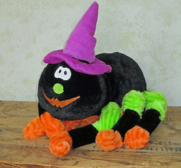Halloween Spider Plush Toy