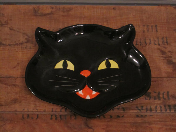 Scardy Cat Candy Dish