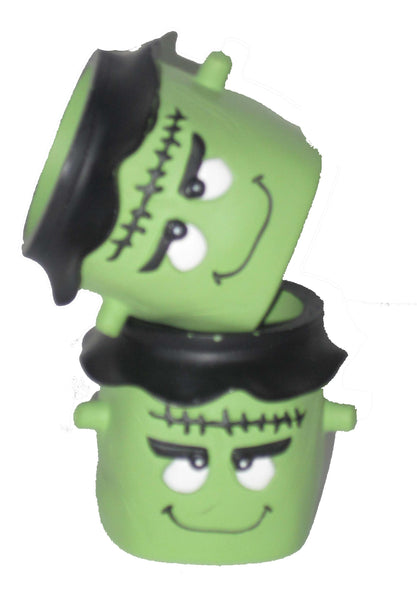 Frankenstein Napkin holder pair - Halloween