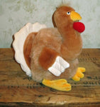 Thanksgiving Turkey Plush