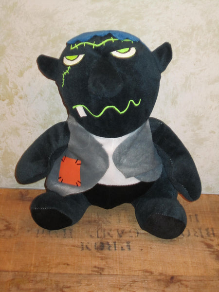 Ghostly Ghoul Plush Toy