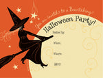 Bewitching Party Invitations